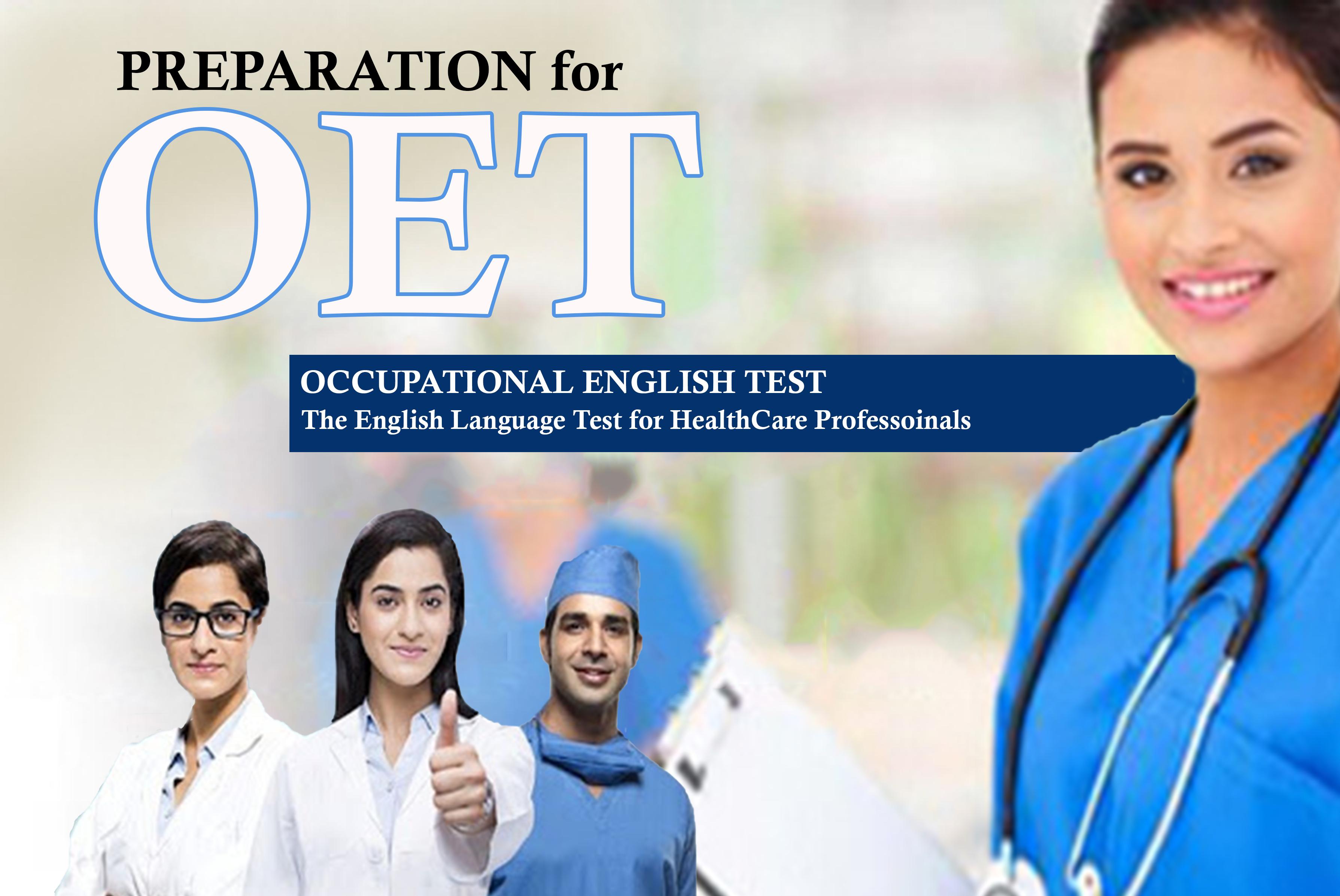 OET Test Preparation Course